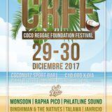 Di Docta Show - Urbano 106 (105.9FM) - 21 Dic 2017 - Coco Reggae Foundation Fest - Talawa & Lions P.