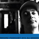 PODCAST 011: DJ GRAZZHOPPA