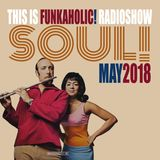 this is FUNKAHOLIC! RADIOSHOW may 2018