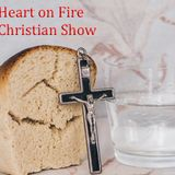 Heart on Fire Christian show broadcast on Heat FM Radio New York Sunday 27th January 2019