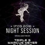 Soundtraffic Night Session - 17/18.09.2016 - Triple S , Marcus Meýer , Dj Smoke