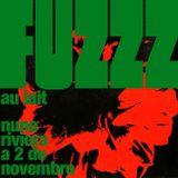 FUZZZ au lait by Nuno Riviera - Promo 02 NOV