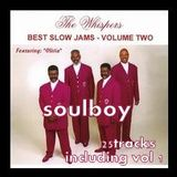 the whispers -slow jams  vol1&2