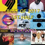 Best Of 2017 HIPHOP R&B 1st Half.
