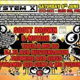 Scott Brown Evolution Rec Megamix!