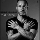 HANNES BRUNIIC - THIS IS TECH - Radio Show 1/2018