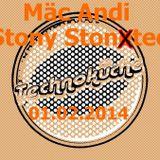 TECHNOKÜCHE-2014-02-02 stony stontec LIVE B-DAY teil-002