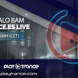 Gonzalo Bam pres. Trance.es Live 186