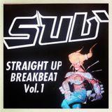 ODJ Dizzy | Straight Up Breakbeat |1996 mixtape