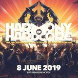 Spitnoise @ Harmony of Hardcore 2019 - Warm-up Mix