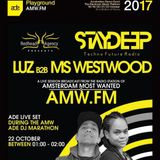 AMW 24/7 ADE 2017 DJ Marathon Luz B2B Ms Westwood