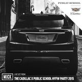 MICK x Cadillac X Public School NYFW 2015