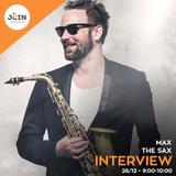 O Max The Sax καλεσμένος στην εκπομπή της Μαντλέν Θεοφιλοπούλου