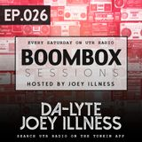 BOOMBOX Sessions EP_026 (Dj Da-Lyte Hr Set)