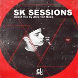 SK SESSIONS - mixed by Alex van Deep Podcast 001