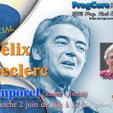 TEMPOREL (2 juin 2019 - Félix Leclerc)