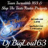 TEAM INCREDIBLE163 & SLAP THE TASTE RADIO.NOT A YOUR AVERAGE CHRISTMAS SHOW WORD UP! SPARKING THAT U
