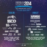 Live from Lights All Night (The Turn Up) 12-26-2014