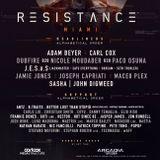 Guti (Live) b2b wAFF @ Resistance Miami, Arcadia Spider Day 3 - 25 March 2018