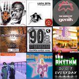 The 90's Radio - The Rhythm #22 (Italo Dance Selection)