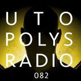 Utopolys Radio 082 - UTO KAREM - Live Recorded Studio Mix (October 2018)