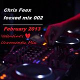 "Feexed Mix episode #002 Part 1 ♥ (Valentine's ""Unromantic"" Mix)"