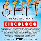 Seth Troxler b2b Jamie Jones - Live @ Circoloco Closing Party 2018, DC10 (Ibiza, ES) - 08.10.2018