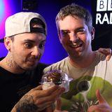 D&B M1X Radio Show - 02 -  InsideInfo feat. Miss Trouble MC (Viper Rec.) @ BBC 1Xtra (07.05.2014)