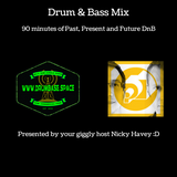 Past, Present & Future Drum & Bass Show - Nicky Havey on Drumbase