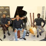 Omar Sosa and Seckou Keita in session and conversation with Sarah Ward