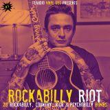 Rockabilly Riot #1 Live Vinyl Set (20 Rockabilly, Country, R&R & Psychobilly Bombs)