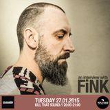 Kill That Sound 15 - an interview with Fink