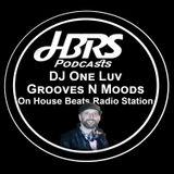 Grant Holmes AKA DJ One Luv Presents Grooves N Moods Live On HBRS 18 - 04 - 17