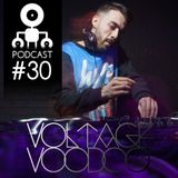 Voltage Voodoo - Voodoo Terror Promo Mix - Melting Podcast #30