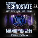MISTYC RECORDS PRESENTS  **Jimmy Wellder** @ TechnoState (club Hemingway)