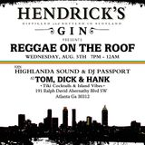 Highlanda Sound at Reggae On The Roof live 8-5-15