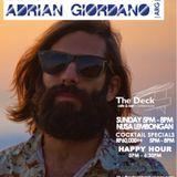 Sunday Sunset Sessions @ The Deck - Nusa Lembongan | DJ ADRIAN GIORDANO
