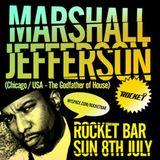 DJ HMC & Marshall Jefferson at Rocket Bar (Adelaide - Australia) - 8 July 2007