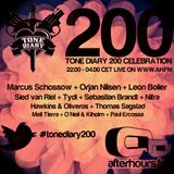 Tone Diary 200 with Marcus Schossow