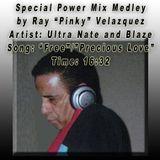 Special Power Mix Medley by Ray Pinky Velazquez - Ultra Nate & Blaze - Free-Precious Love