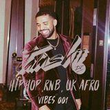 JAMSKIIDJ - Friday Vibes Week 1|Hiphop, Rnb, Uk Afro | March 2018