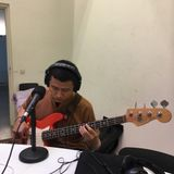 Broadcast #08 Rully Irawan's live bass jam, Royal Chess Club, squatting and activism in design