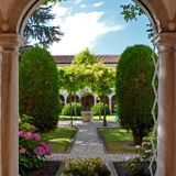 Relax With Nature | Monastery Garden