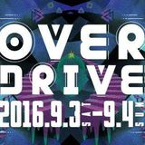 MinAmi at OVERDRIVE 2016 11th Anniversary -Open Air- (Live Rec / 10:40 ~ 12:50 ,4th September 2016)