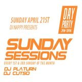 Sunday Session Highlight - DJ Platurn & DJ Cutso 04.21.13