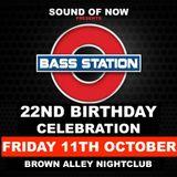 Bass Station 22nd Birthday 'Keep Rockin' party mix 4