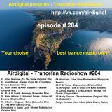 Airdigital - Trancefan Radioshow #284 2017-01-27