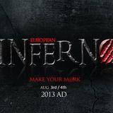European Inferno 2013