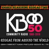 Higher Reasoning Reggae Time 7.8.18