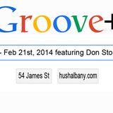 Live at Groove+, Hush Social Club Albany NY Part 2 02-21-14